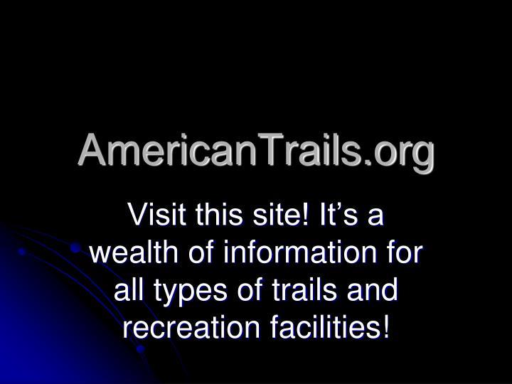 AmericanTrails.org