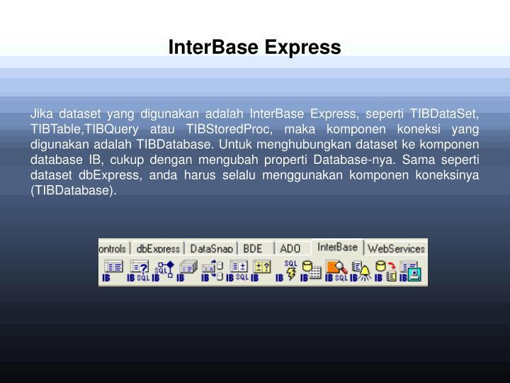 InterBase Express