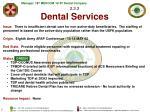 2 3 3 dental services
