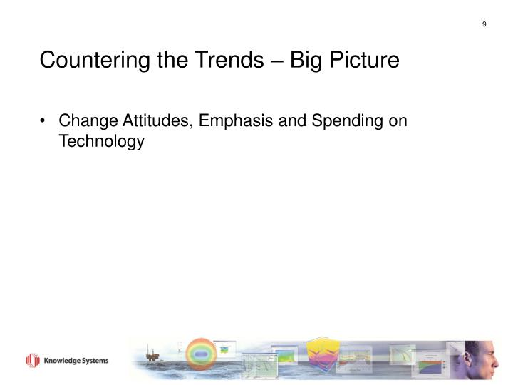 Countering the Trends – Big Picture