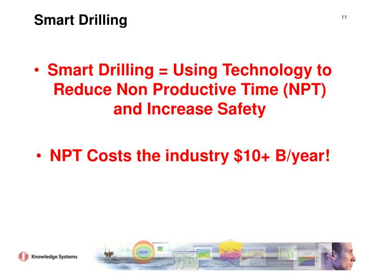 Smart Drilling