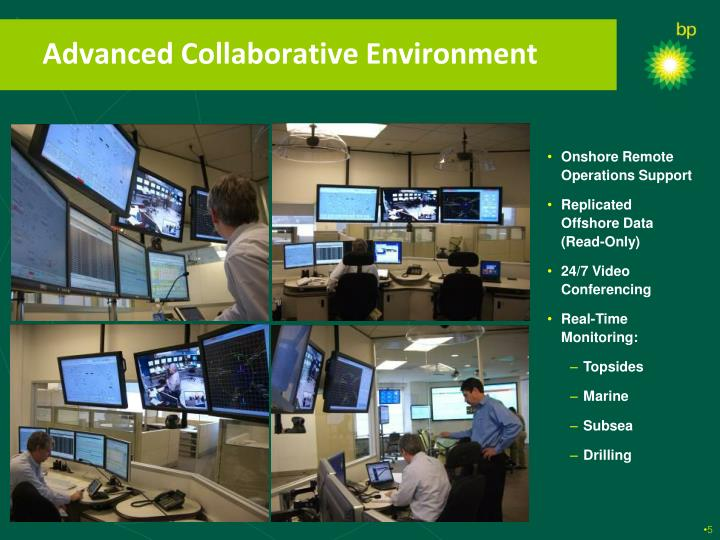 Onshore Remote Operations Support