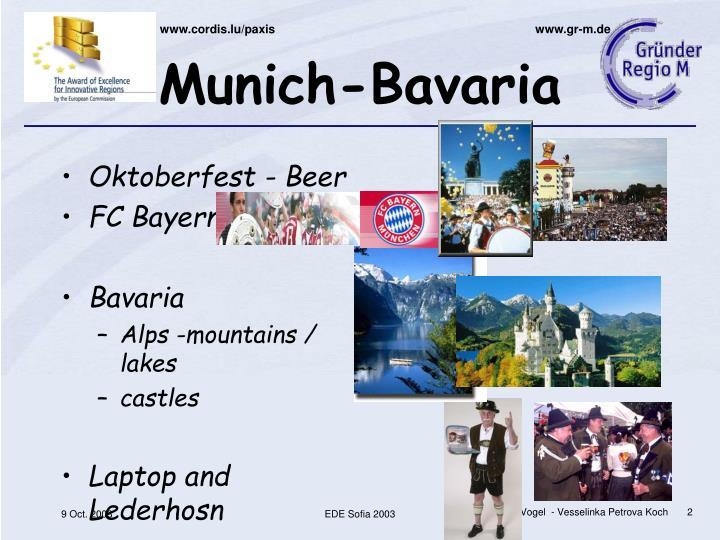Munich-Bavaria