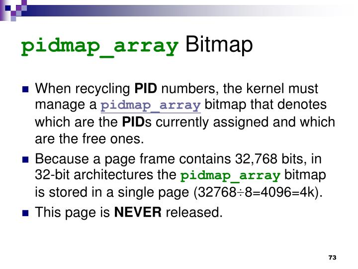 pidmap_array