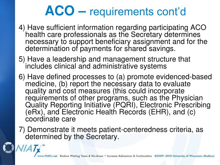 4) Have sufficient information regarding participating ACO health care professionals as the Secretary determines necessary to support beneficiary assignment and for the determination of payments for shared savings.