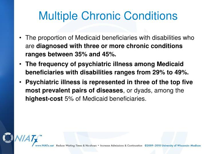 Multiple Chronic Conditions