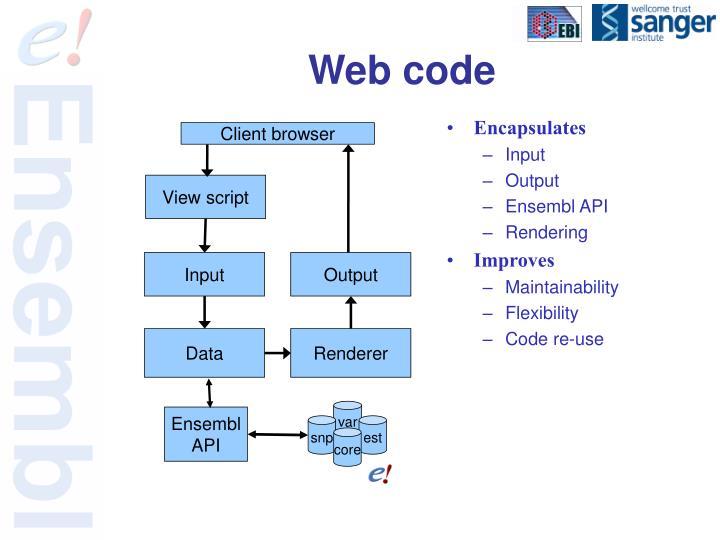 Client browser