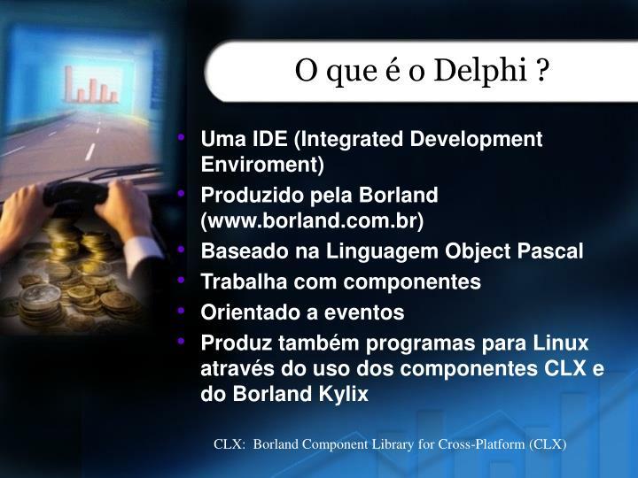 O que é o Delphi ?
