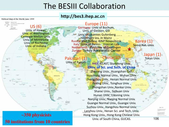 The BESIII Collaboration