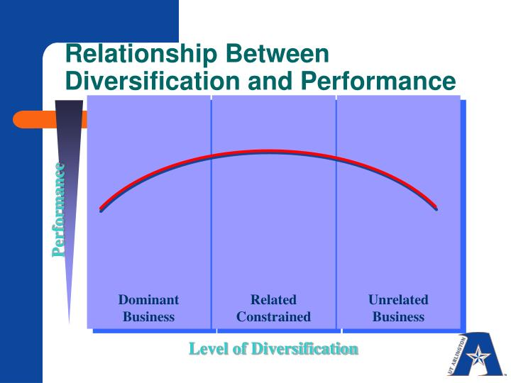 Relationship Between Diversification and Performance