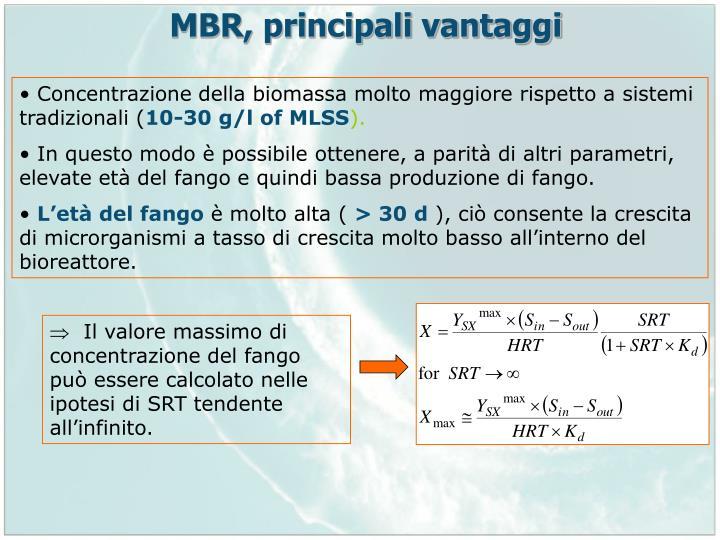 MBR, principali vantaggi