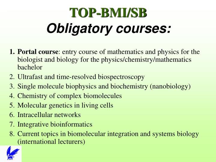 TOP-BMI/SB