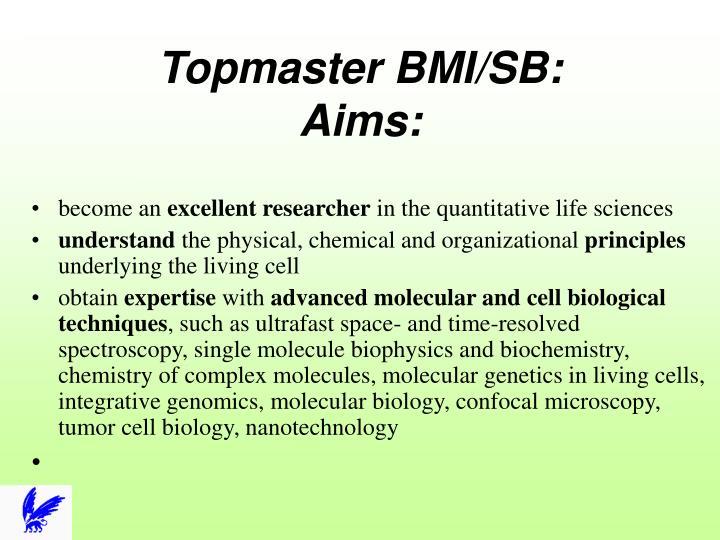 Topmaster BMI/SB: