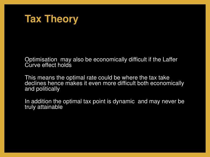 Tax Theory