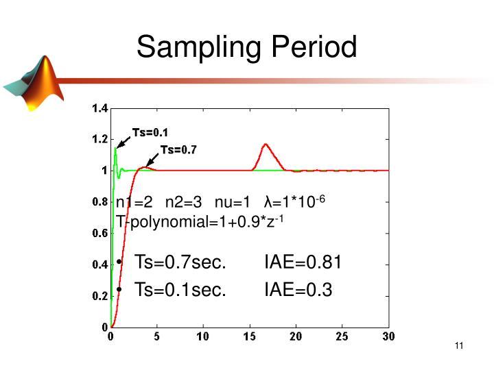 Sampling Period
