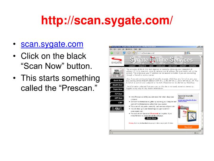 http://scan.sygate.com/