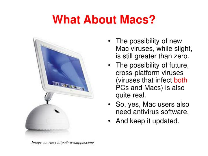 What About Macs?