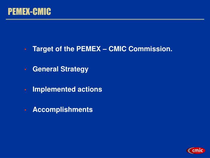 PEMEX-CMIC