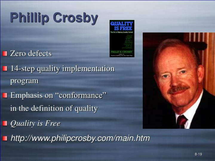 Phillip Crosby