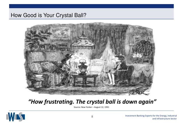 How Good is Your Crystal Ball?