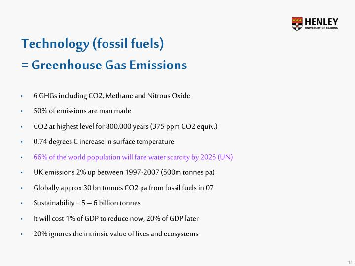 Technology (fossil fuels)