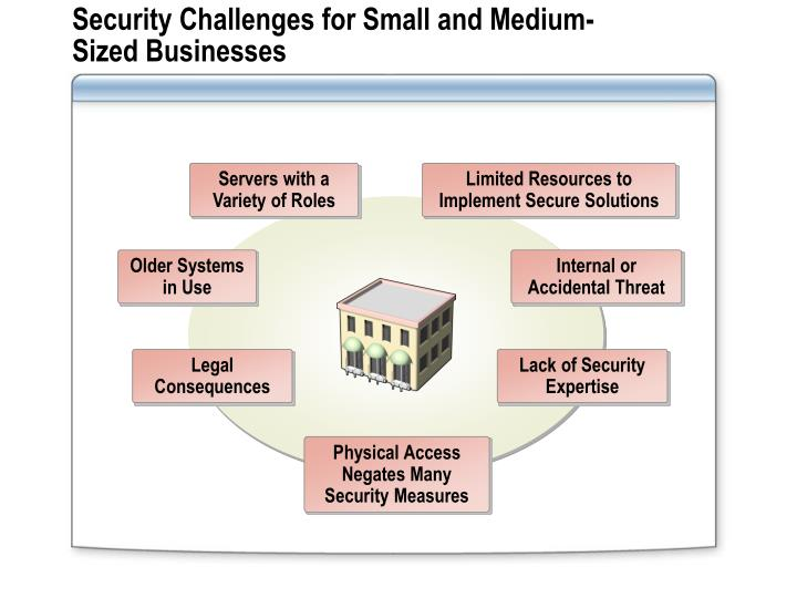 Security Challenges for Small and Medium-Sized Businesses