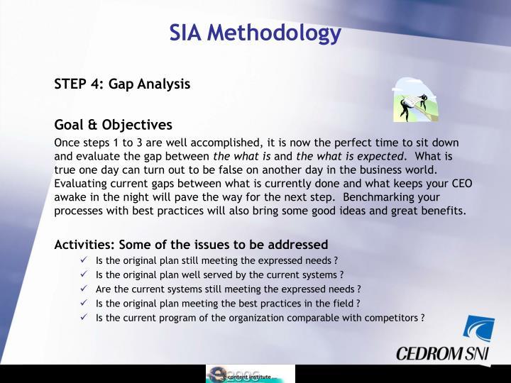 STEP 4: Gap Analysis