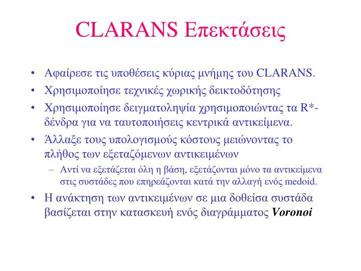 CLARANS