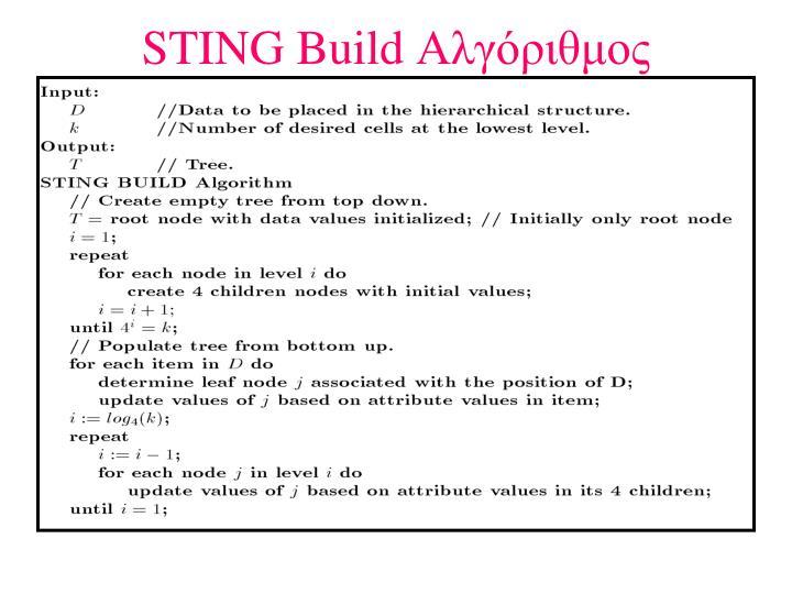 STING Build