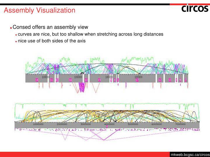 Assembly Visualization