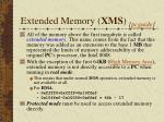 extended memory xms pcguide