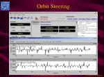 orbit steering