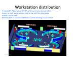 workstation distribution