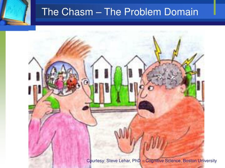 The Chasm – The Problem Domain
