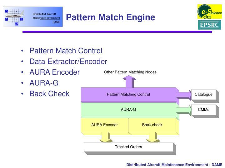Pattern Match Engine