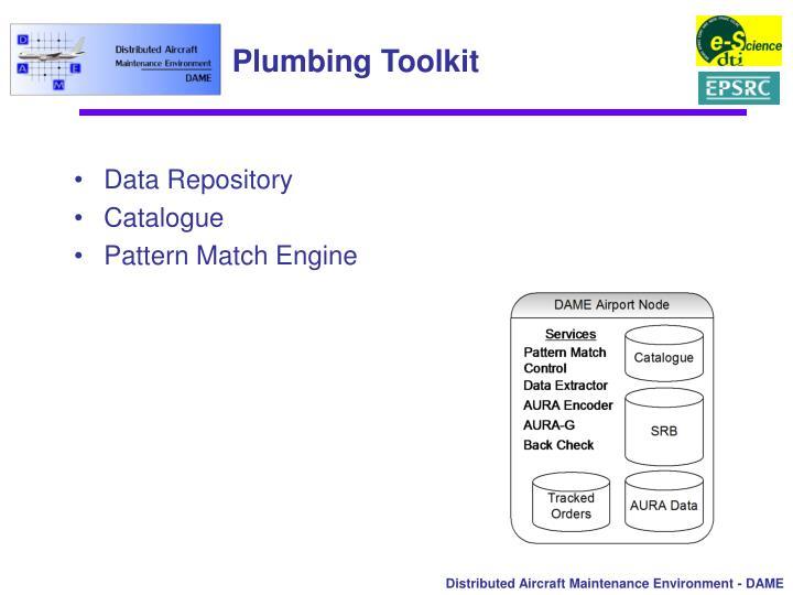 Plumbing Toolkit