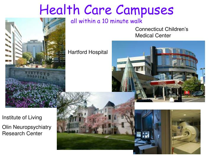 Health Care Campuses