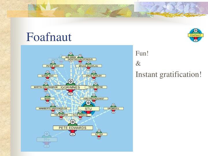 Foafnaut