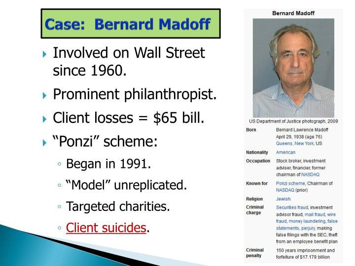 Case:  Bernard