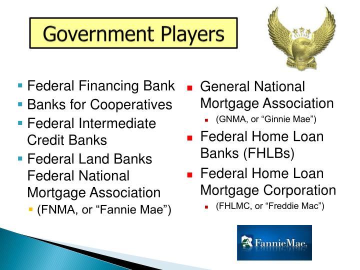 Federal Financing Bank
