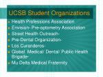 ucsb student organizations