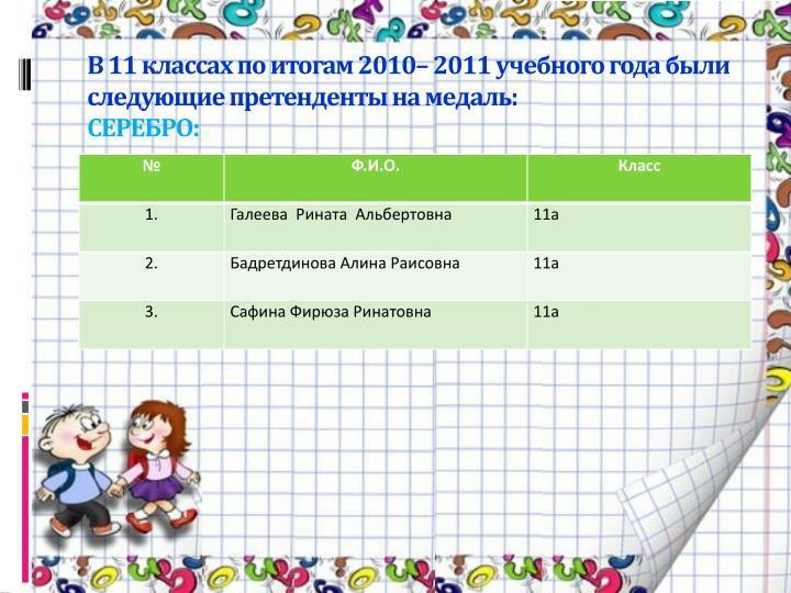 11    2010 2011       :
