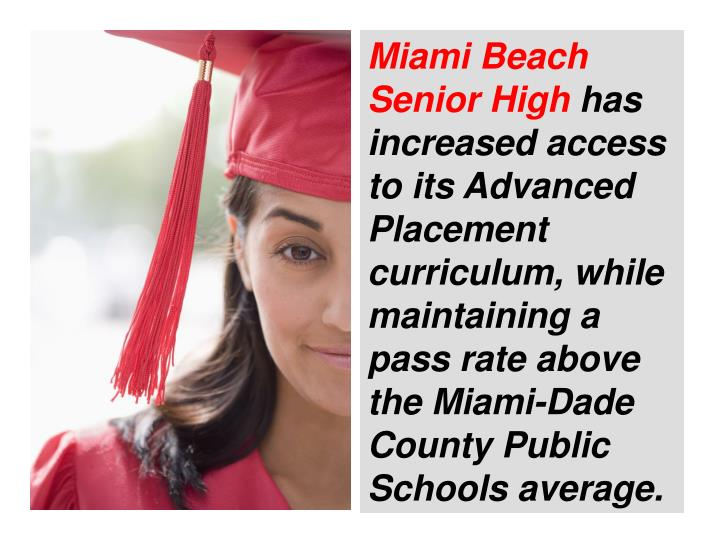 Miami Beach Senior High