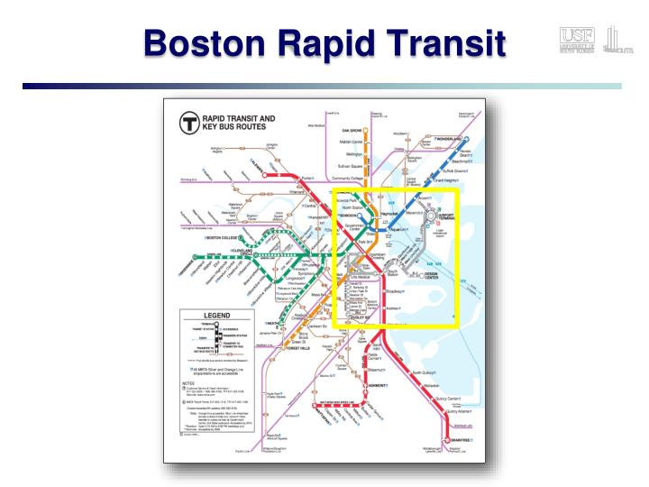Boston Rapid Transit
