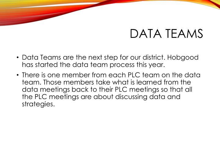 Data Teams