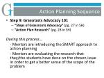 action planning sequence2