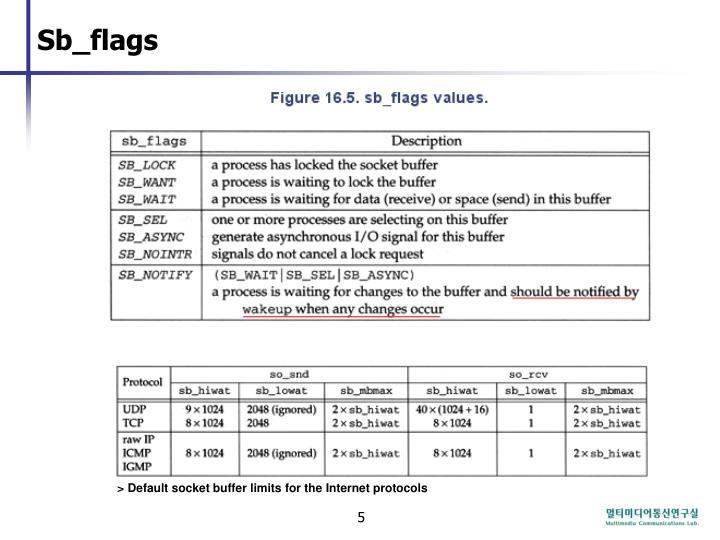 Sb_flags