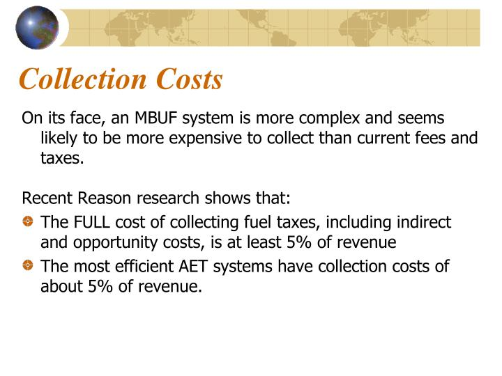 Collection Costs