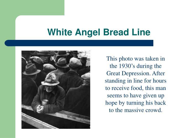 White Angel Bread Line