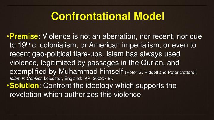 Confrontational Model